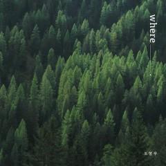 Where (EP) - Cho Hyung Woo
