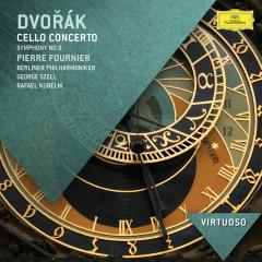 Dvorak: Cello Concerto; Symphony No.8 - Pierre Fournier,Berliner Philharmoniker,George Szell,Rafael Kubelik