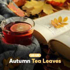 Autumn Tea Leaves