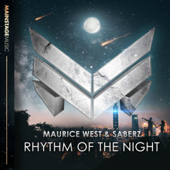 Rhythm Of The Night (Single) - Maurice West, SaberZ