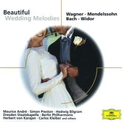 Beautiful Wedding Melodies - Carlos Kleiber,Ferenc Fricsay,Giuseppe Sinopoli,Heinrich Steiner,Herbert von Karajan