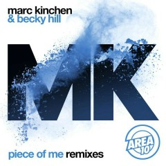 Piece of Me (Remixes) - MK,Becky Hill