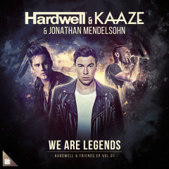 We Are Legends (Single)
