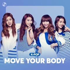 Move Your Body - Various Artists