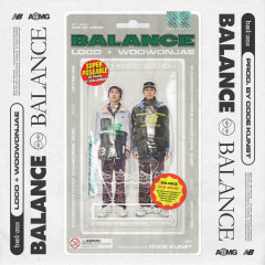Balance (Single) - Loco, Woo Won Jae