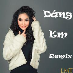 Dáng Em (Remix) (Single) - Lâm Triệu Minh
