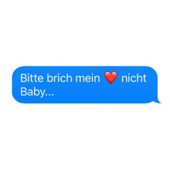 Bitte Brich Mein Herz Nicht Baby (Single) - Left Boy