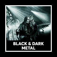 Black & Dark Metal - Various Artists