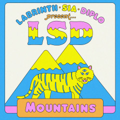 Mountains (Single) - LSD