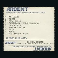 Jailbird (The Original Memphis Recordings) - Primal Scream