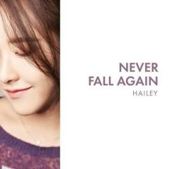 Never Fall Again (Single)