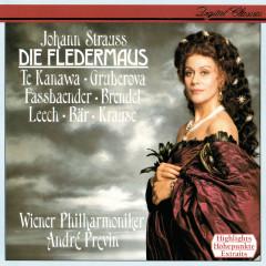 Johann Strauss II: Die Fledermaus (Highlights)