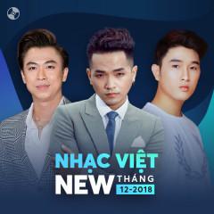 Nhạc Việt Mới Tháng 12/2018