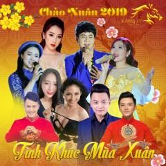 Tình Khúc Mùa Xuân - Lâm Minh Khôi, Phạm Hiền, Cao Công Nghĩa, Phương Trần, Nguyễn Kiều Oanh