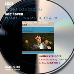 Liszt: The Piano Concertos / Beethoven: Piano Sonatas Nos.10,19, & 20