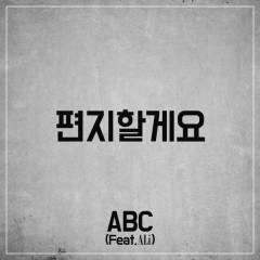 Letter - ABC,ALi