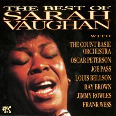 Best Of Sarah Vaughan - Sarah Vaughan