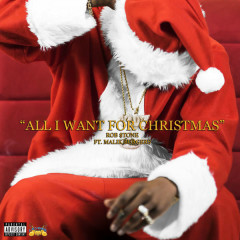 All I Want For Christmas (Single) - Rob $tone