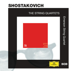 Shostakovich: The String Quartets - Emerson String Quartet