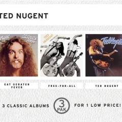 Cat Scratch Fever/Free-For-All/Ted Nugent (3 Pak) - Ted Nugent