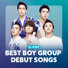 Best Boy Group Debut Songs - Various Artists