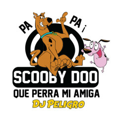 Scooby Doo Pa Pa vs Que Perra Mi Amiga (Single) - DJ Peligro