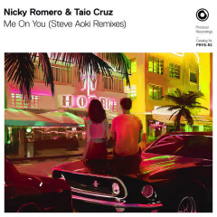 Me On You (Steve Aoki Remixes) - Nicky Romero, Taio Cruz