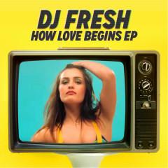 How Love Begins - EP