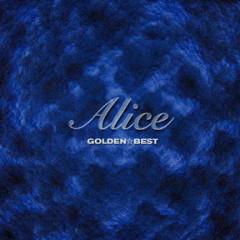 Golden Best CD1 - Alice