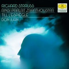 Strauss, R.: Also sprach Zarathustra; Till Eulenspiegel; Don Juan - Boston Symphony Orchestra,William Steinberg,Berliner Philharmoniker,Karl Böhm