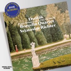 Dvorak: Piano Quintets Nos.1 & 2 - Sviatoslav Richter,Borodin Quartet