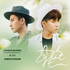 Anh Ghét Em (Acoustic Version) (Single) - Juun Đăng Dũng, RTee