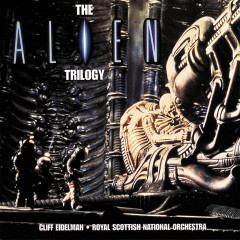 The Alien Trilogy - Various Artists