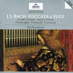 Bach, J.S.: Toccata & Fugue; Passacaglia; Pastoral; Canzona - Ton Koopman
