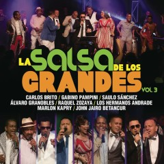 La Salsa de los Grandes, Vol. 3 - Various Artists