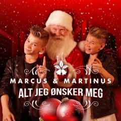 Alt jeg ønsker meg - Marcus & Martinus