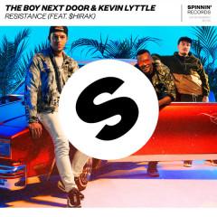 Resistance (Single) - The Boy Next Door, Kevin Lyttle