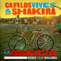La Bicicleta (Remix) - Carlos Vives,Shakira,Maluma