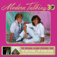 The First & Second Album (30th Anniversary Edition) - Modern Talking