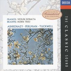 Brahms: Horn Trio / Franck: Violin Sonata
