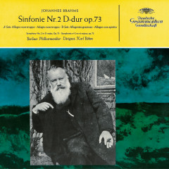 Brahms: Symphony No.2 / Reger: Variations on a Theme by Mozart - Berliner Philharmoniker,Karl Böhm