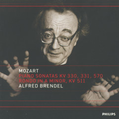 Mozart: Piano Sonatas Nos.10, 11 & 17 - Alfred Brendel