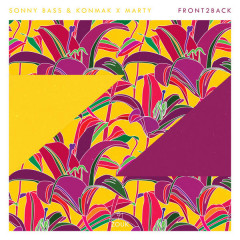 Front2back (Single) - Sonny Bass, Konmak, Marty
