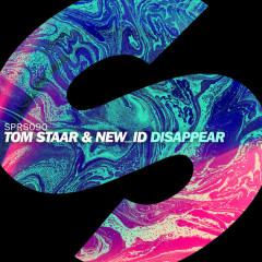 Disappear (Single) - Tom Staar, NEW_ID