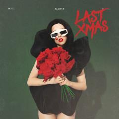 Last Xmas (Single) - Allie X