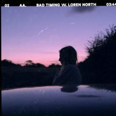 Bad Timing (Single) - Andrey Azizov, Loren North