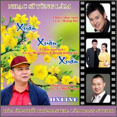 Xuân Xuân Xuân (EP) - Various Artists