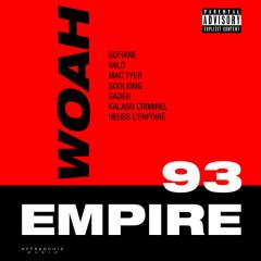 Woah (Extrait Du Projet 93 Empire) (Single)