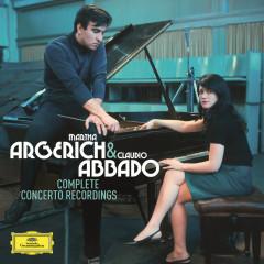 Complete Concerto Recordings - Martha Argerich,Claudio Abbado