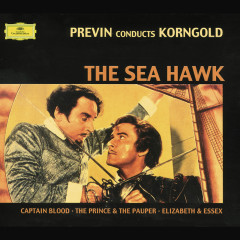 Korngold: Suites from Film Scores - London Symphony Orchestra,André Previn